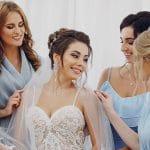 Przymiarka i wybór sukni ślubnej